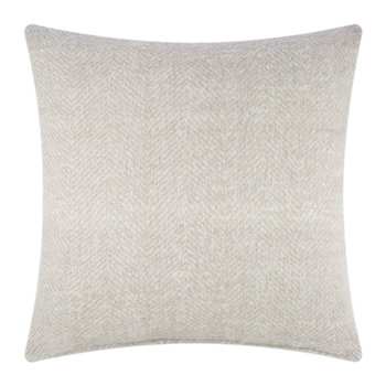 Herringbone Pillow - 60x60cm - Grey