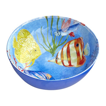 Marine Salad Bowl
