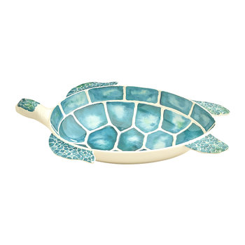 Tropical Turtle Dish