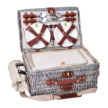 Angers Picnic Basket - 4 Person