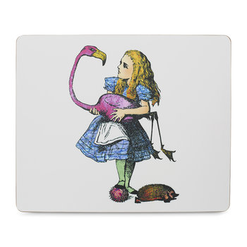 Alice In Wonderland Placemat - Alice