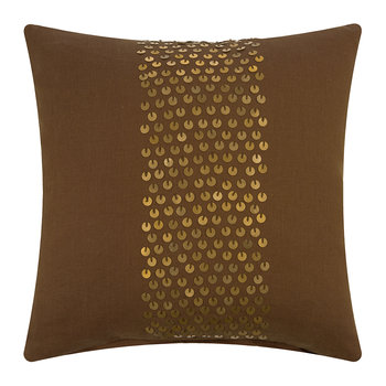 Maroc Cushion Cover - Caramel/Gold - 50x50cm