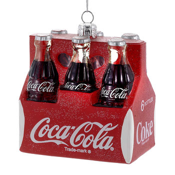 Coca-Cola Six Pack Tree Decoration