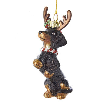 Dachshund Tree Decoration