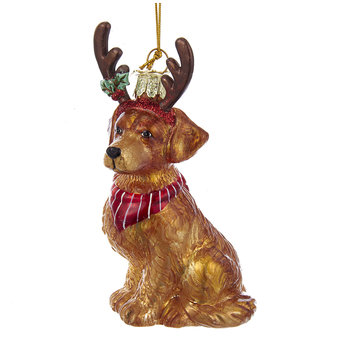 Golden Retriever Tree Decoration