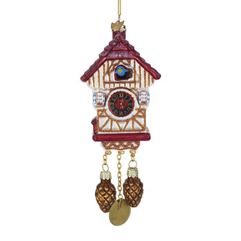 Cuckoo Clock Tree Decoration