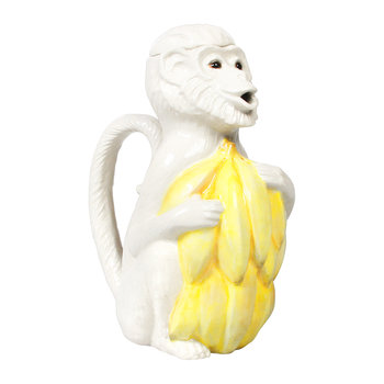 Monkey Porcelain Jug