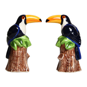 Toucan Salt & Pepper Shakers