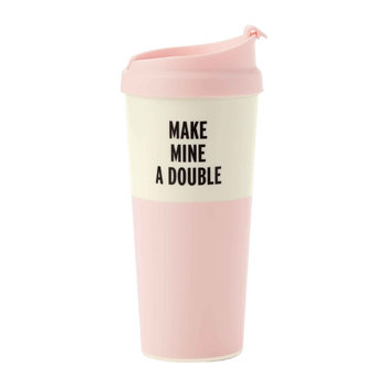 Thermal Mug - Make Mine a Double