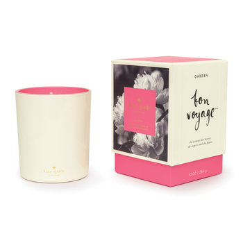 Bon Voyage Scented Candle - 280g - Garden
