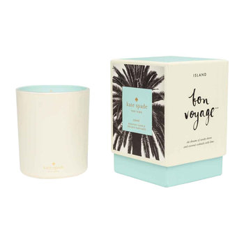 Bon Voyage Scented Candle - 280g - Island