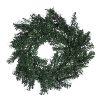 Pine Wreath - Green