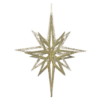 Bethlehem Star Hanging Ornament
