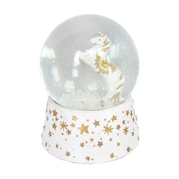 Musical Snow Globe - Unicorn