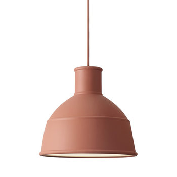 Unfold Pendant Lamp - Terracotta