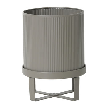 Bau Plant Pot - Warm Gray