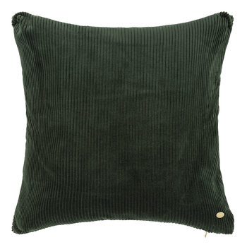 Corduroy Pillow - 45x45cm - Green