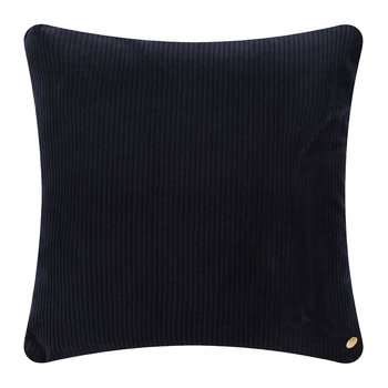 Corduroy Pillow - 45x45cm - Navy