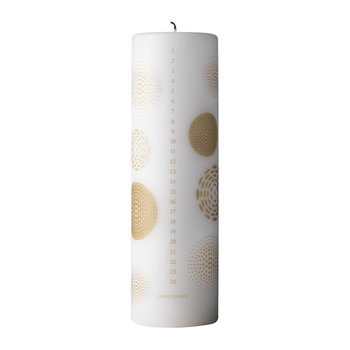 Advent Candle - Gold