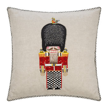 Buckingham Guard Cushion - 45x45cm