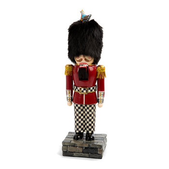 Buckingham Nutcracker Decorative Ornament