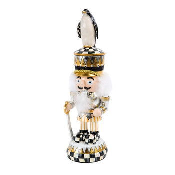 Penguin King Decorative Ornament