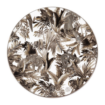 Tropical Jungle Charger Plate