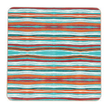 Nathalie Lété At The Beach Placemat - Seashore Stripe