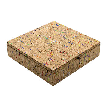 Cork'd Jewellery Box