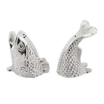 Fish Salt & Pepper Set
