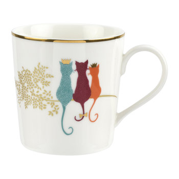 Piccadilly Collection Mug - Feline Friends
