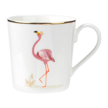Piccadilly Collection Mug - Flamboyant Flamingo