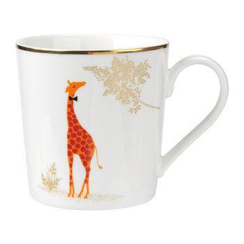 Piccadilly Collection Mug - Genteel Giraffe