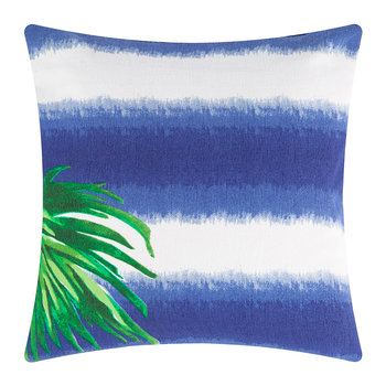 Borabora Pillow - Indigo/Palm Green - 45x45cm
