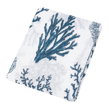 Bonifacio Table Runner - Navy
