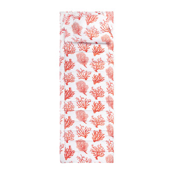 Bonifacio Beach Mattress - Coral