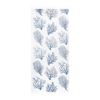 Bonifacio Beach Towel - Navy
