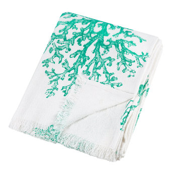 Bonifacio Throw - Lagoon