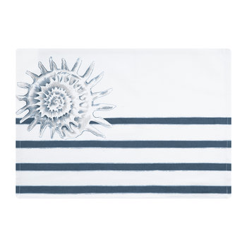 Riva Placemat - Blue/Marine