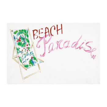 Tropicana Placemat - Beach
