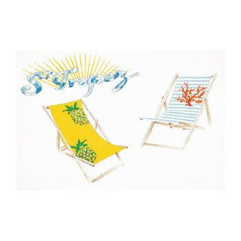 Tropicana Placemat - Summer