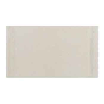 Cotton Bath Mat - Ivory