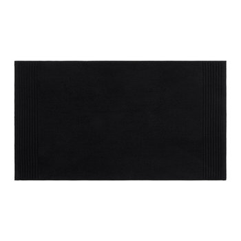 Cotton Bath Mat - Black