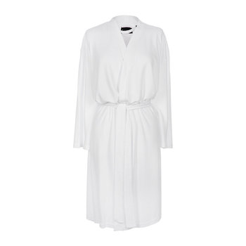 Tencel Bathrobe - White