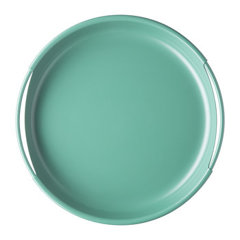 Ring Metal Tray - 28cm - Emerald