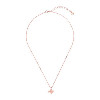 Bellema Bumble Bee Pendant - Brushed Rose Gold