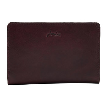 Wyton Leather Wallet - Oxblood