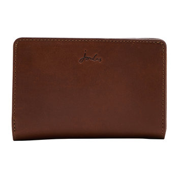 Wyton Leather Wallet - Tan