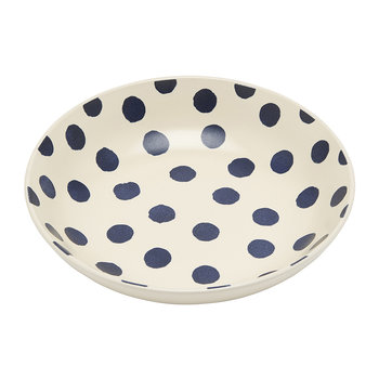 Galley Grade Pasta Bowl - French Navy Spot