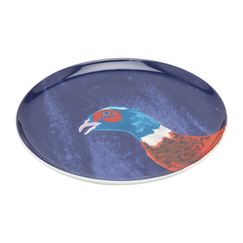 Wild Thing Tea Plate - Pheasant